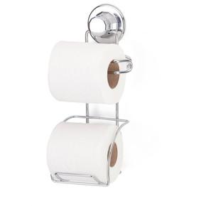 Teknotel Vakumlu Tuvalet Kağıtlığı Yedekli