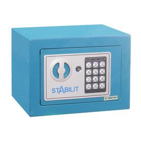 Stabilit Şifreli Para Kasası Mavi