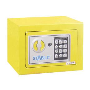 Stabilit Şifreli Para Kasası Sarı
