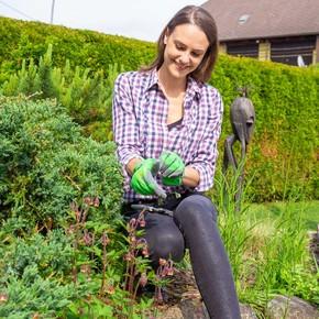 Bayan Bahçe Eldiveni
