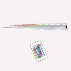 Led'li Cam Raf Seti Beyaz Işık 48 x Led