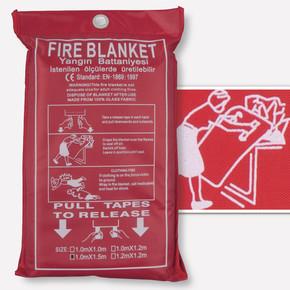 Çantalı Yangın Battaniyesi
