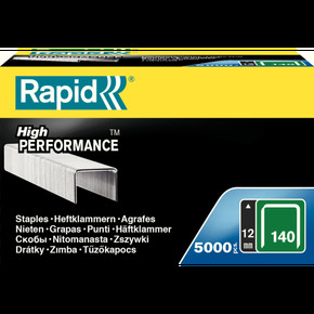 Rapid 140/12 mm 5000 Adet Zımba Teli