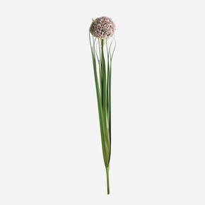 Allium Yapay Çiçek Lila