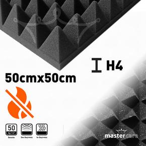 50Cmx50Cm Yanmaz Piramit Yükseklik 4 cm Mastercare
