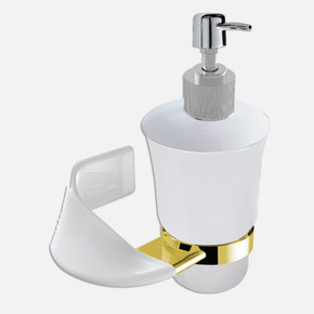 Caprice White Gold Sıvı Sabunluk