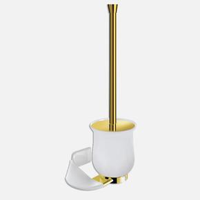 Caprice White Gold Klozet Fırçası