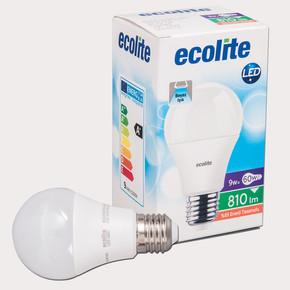 Ecolite A60 9W E27-Duy Led Classic Ampul