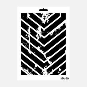 A4 Stencil