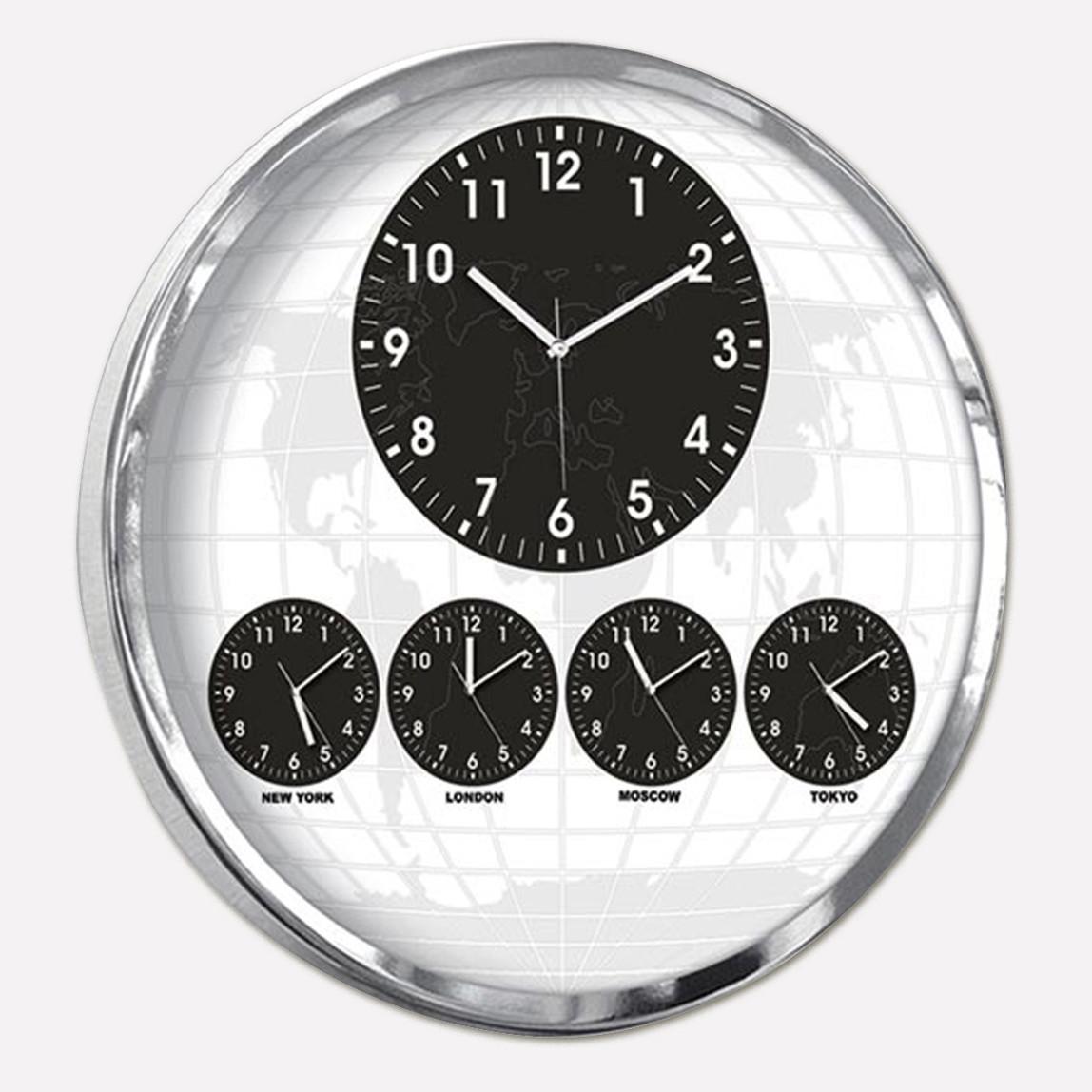 A Plus 5'li Dünya Saati