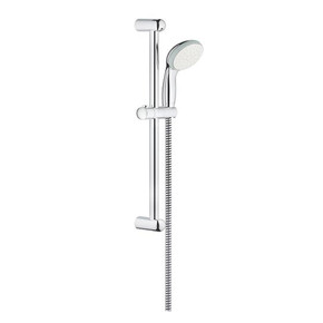 Vitalio Go 100 Shower Rail Set 1 Spray 600Mm