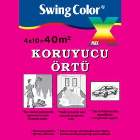 Swing Color Koruyucu Örtü 40m²