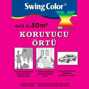 Swing Color Koruyucu Örtü 50m²