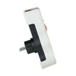 Tunçmatik Powersurge 2'Li 525 Joule Enerji Koruma Prizi Beyaz