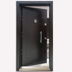 Yakut Serisi Çelik Kapı Sol
