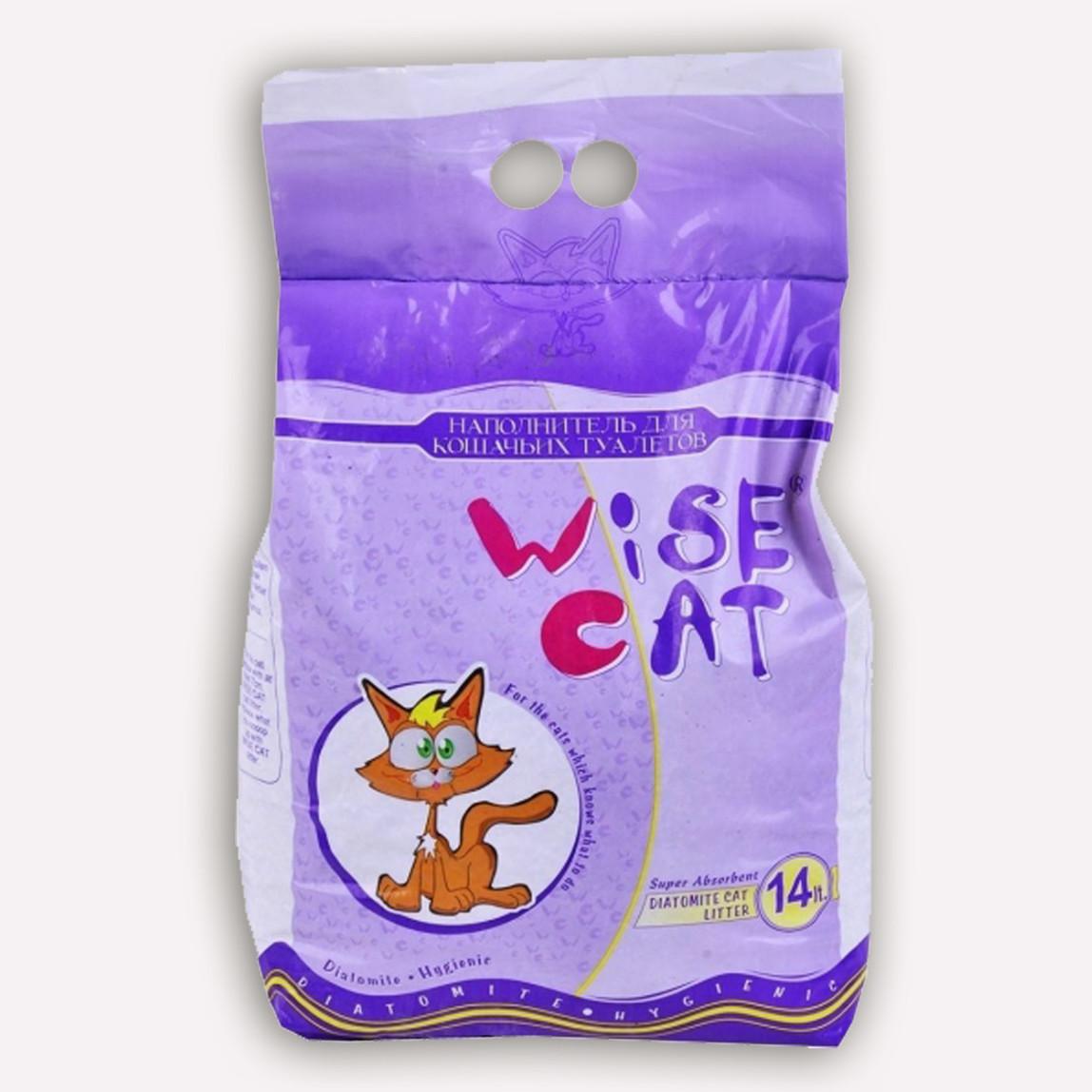 Wise Cat 14 lt Kedi Kumu