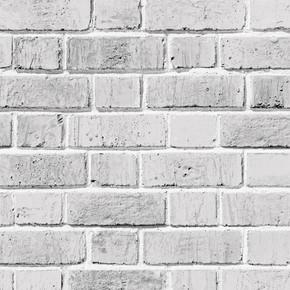 Tuğla - Gri Duvar Kağıdı