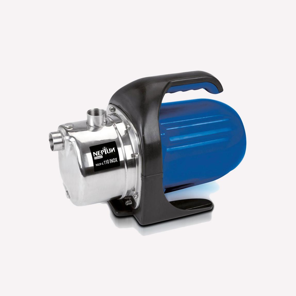 Neptun NCGP-E110 Inox Bahçe Pompası