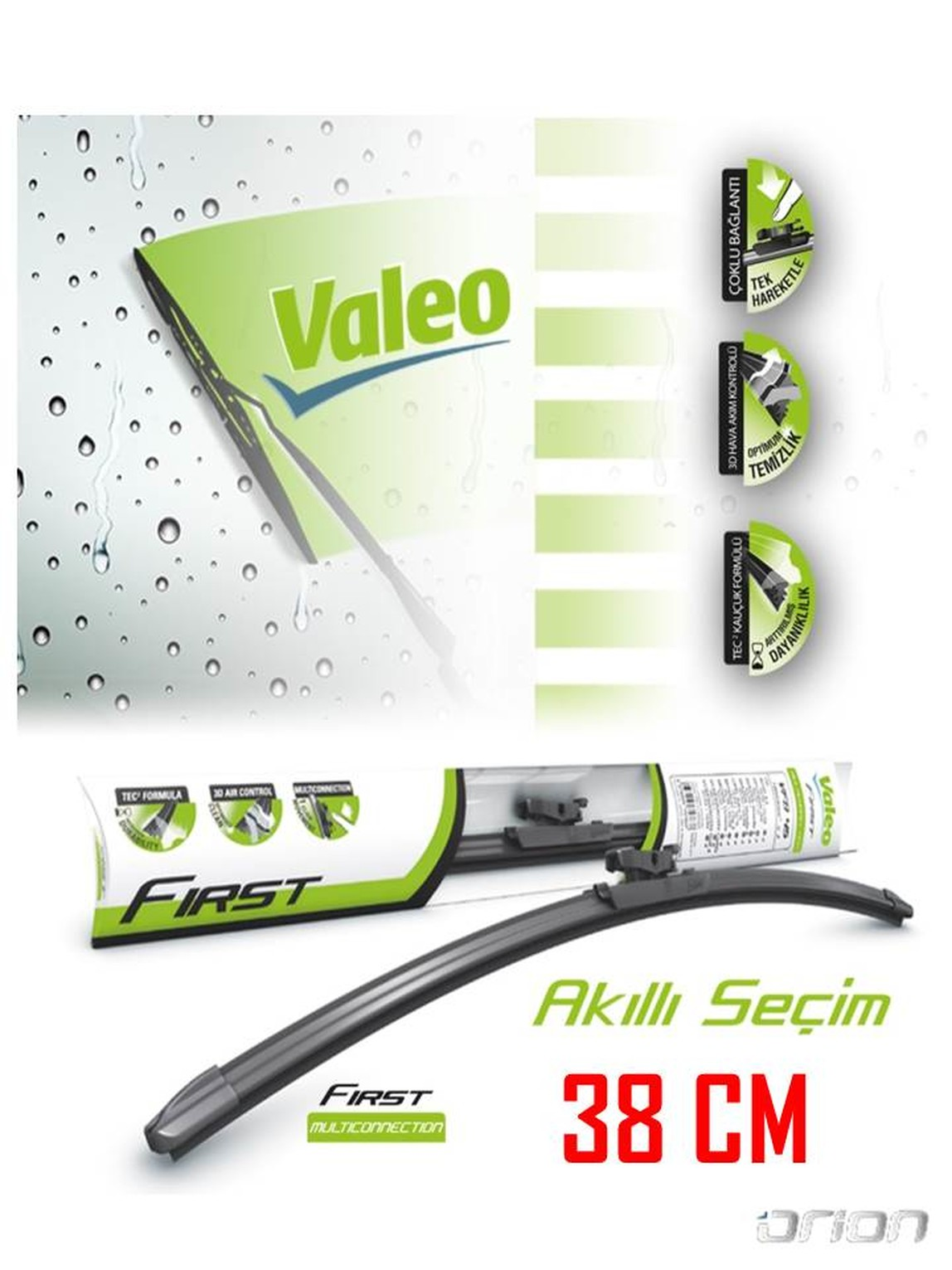 Valeo First Multiconnection Silecek