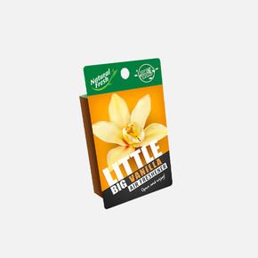 Natural Fresh Lıttle Bıg Vanilla 15 ml