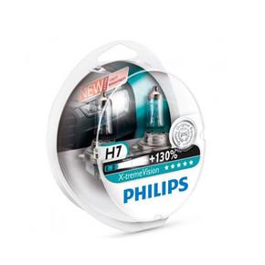 Philips X-Treme Vision H7 12V 55W Ampul Beyaz Işık