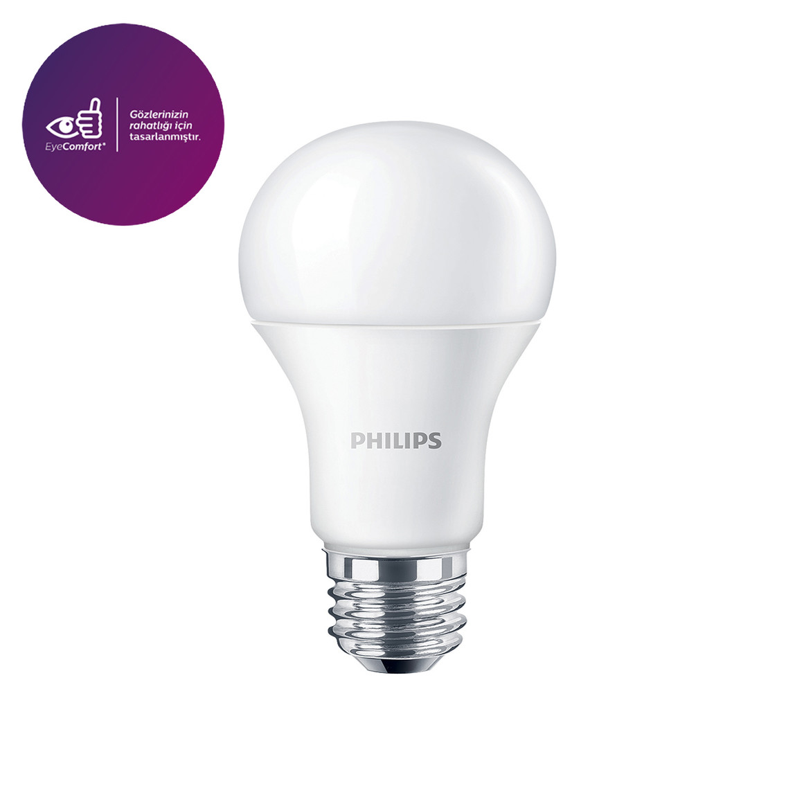 Philips Corepro 10,5-75W E-27 Duy Led Ampul Sarı
