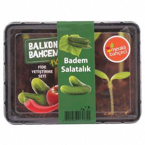 Balkon Bahçem Fidelik(Salatalık)