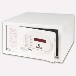 Safewell Kredi Kartlı Şifreli Anahtarlı Laptop Kasası