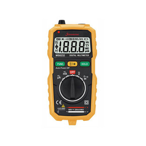 Sinometer HS8232 Mini Dijital Multimetre