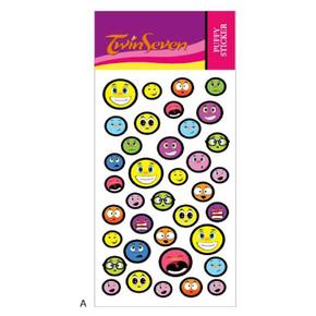 Gülenyüz Puffy Sticker