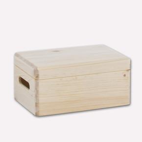 Zeller Ahşap Kapaklı Saklama Kutusu 30 cm