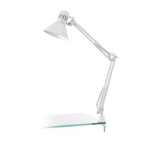 Eglo Firmo E-27 Duy 1x40W Masa Lambası Beyaz