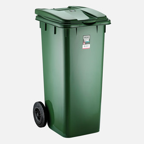 Bora Pedallı Çöp Kovası 120 Litre