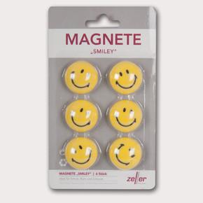 6'lı Gülenyüz Magnet Seti