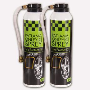 Mastercare Lastik Patlama Önleyici Spray