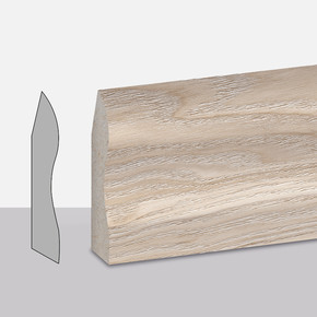 Manyas/Terme Süpürgelik 6 cm