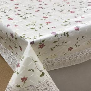 PVC Elyaflı Masa Örtüsü İnci