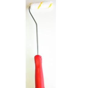 Rulopa Sarı Çizgili Mini Rulo 10 cm