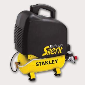 Stanley A2BB104STN038 6 Lt 8 Bar 1Hp Sessiz Yağsız Hava Kompresörü