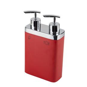 Viva 2' li Sıvı Sabunluk Kırmızı