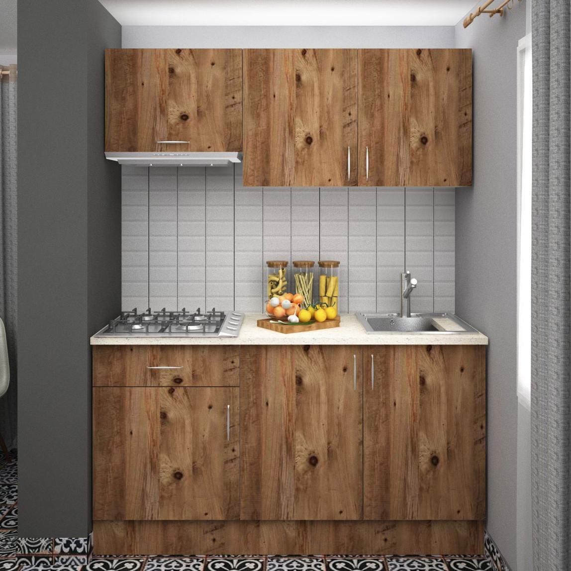 Fly Köyceğiz Mutfak Dolabı 160 cm