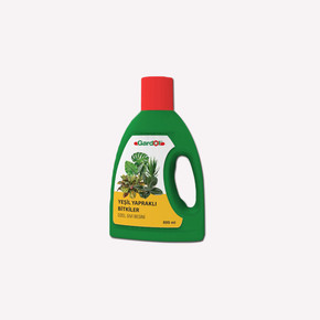 Gardol Yeşil Yapraklı Bitkiler İçin Sıvı Besin 600 ml