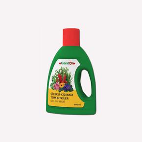 Gardol Tüm Bitkiler İçin Sıvı Besin 600 ml