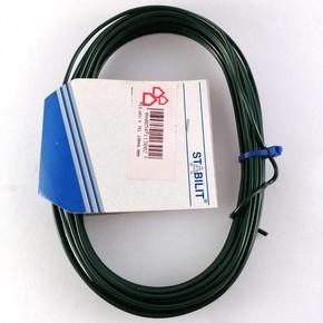 Plastik kaplama Çelik Tel yeşil 12Mx0,9Mm