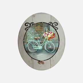 WooDeco Kabartmalı Canvas Mdf Tablo