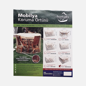 Homaks Mobilya Koruma Örtüsü 300cm