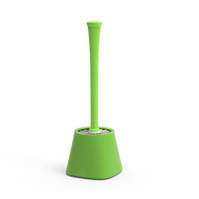 Marieta Tuvalet Fırçası Gövde Şeffaf Yeşil Sap Opak Yeşil
