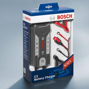 Bosch C3 Akü Şarj Cihazı