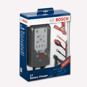 Bosch C7 Akü Şarj Cihazı