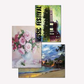 Promo Canvas Tablo 60x90cm